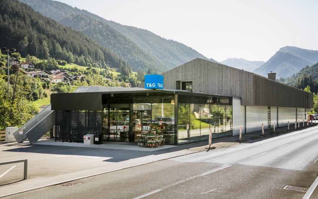 Umbau Supermarkt