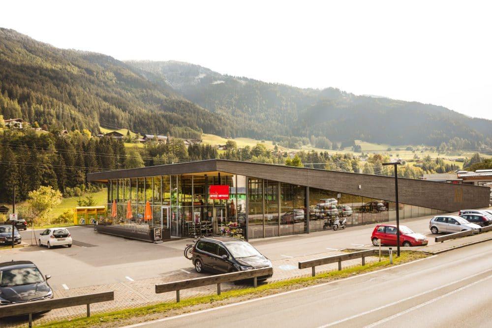 Umbau Supermarkt - MPreis - Steinach am Brenner