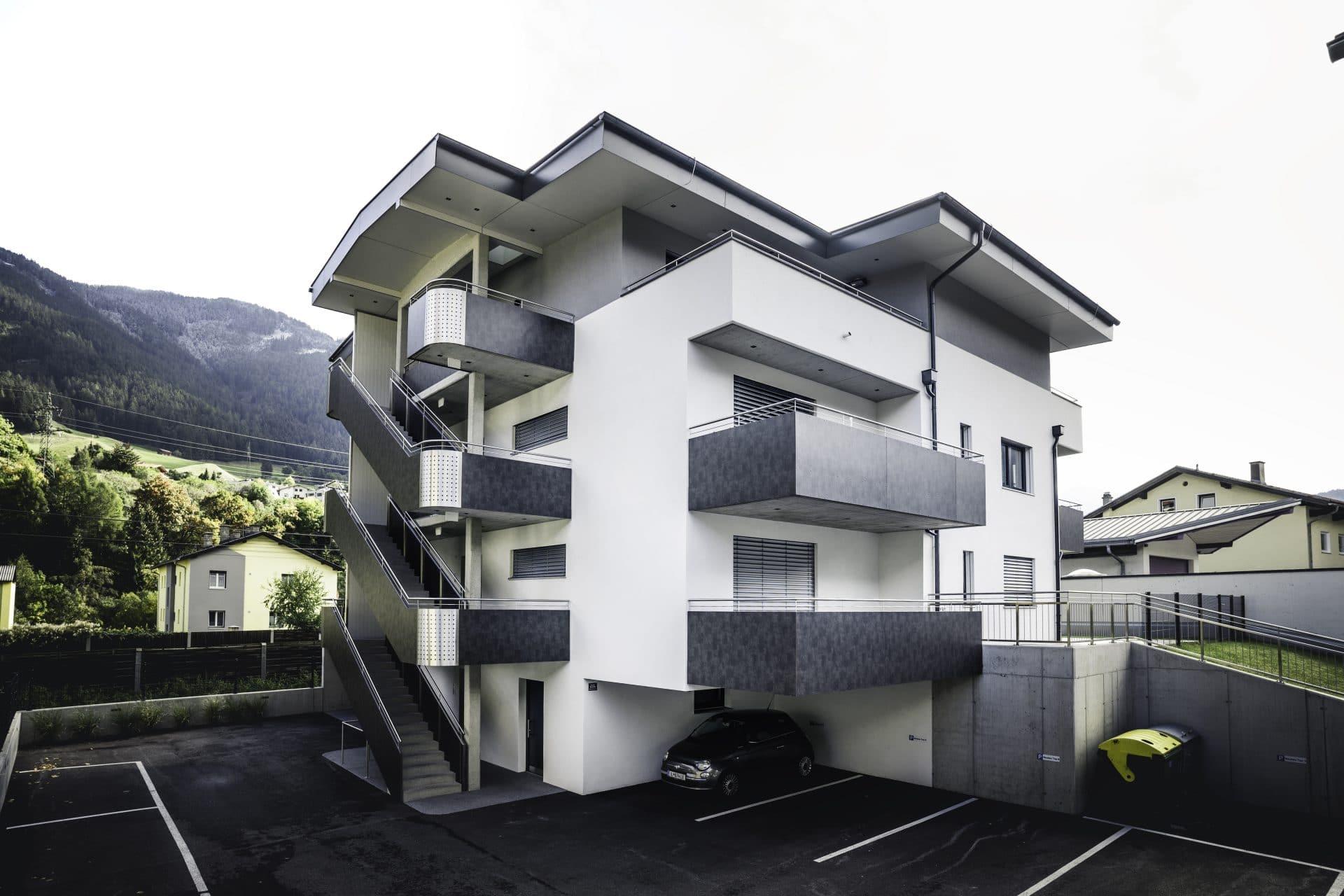 Neubau Wohnanlage - Stoll Osswald - Steinach am Brenner