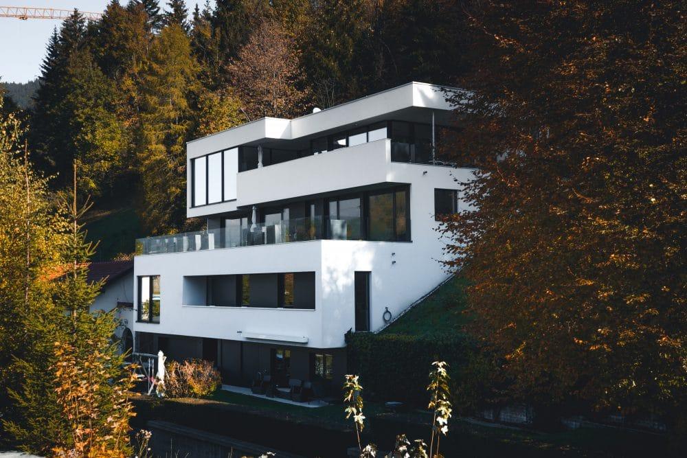 Hautz Bauunternehmen Steinach am Brenner - Firmenbüro