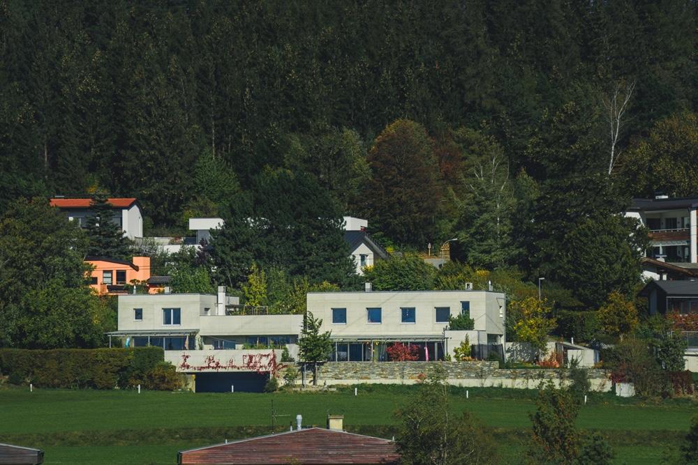 Neubau Einfamilienhaus - Vill Hautz Bauunternehmen