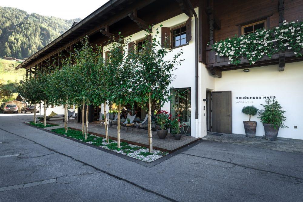 Hotel Schönherr Neustift