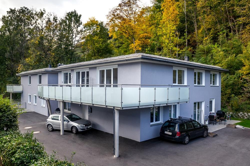 Neubau Wohnanlage - Eigenhofen, Zirl Hautz Bauunternehmen