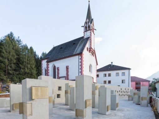 Neubau Friedhof