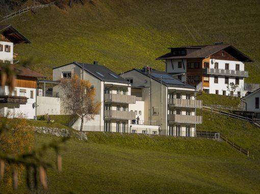 Kleinwohnanlage Hölltal