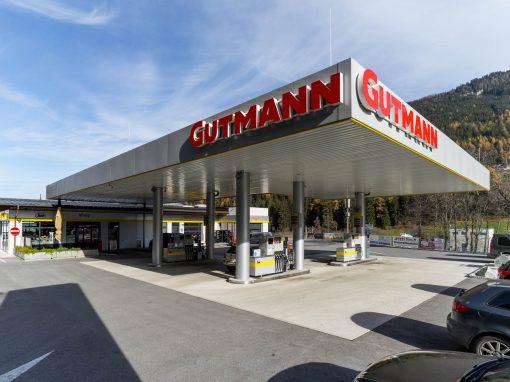 Tankstelle Gutmann Stoll