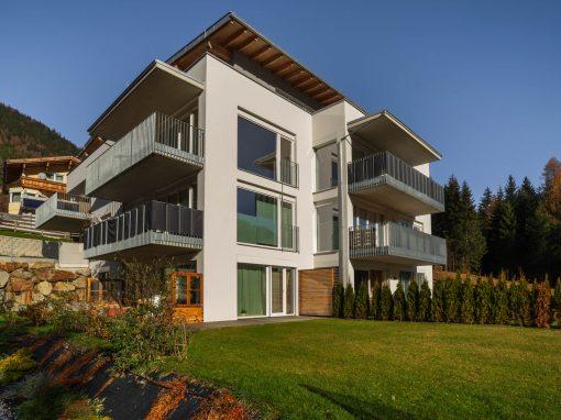 Kompakt-Wohnbau Trins